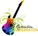 Restoration celebration logo
